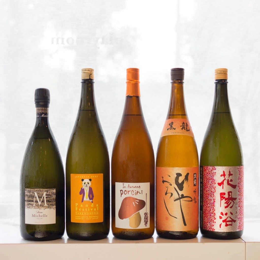 【開催レポート】花陽浴と秋酒を楽しむ独身限定日本酒会