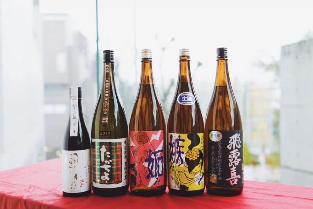 【開催レポート】12月2日(日)[表参道] クリスマスを意識したような独身限定日本酒会
