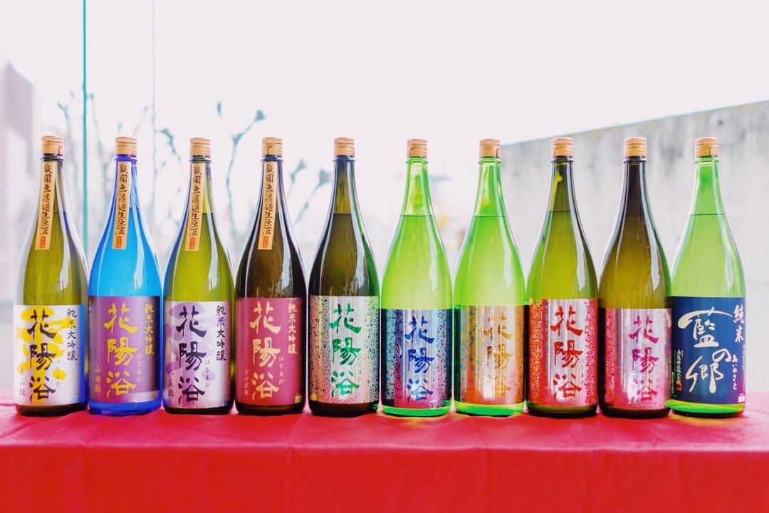 【開催レポート】4月14日(日) 花陽浴と春を感じる独身限定日本酒会