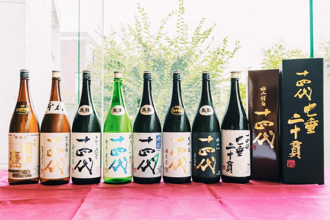 【開催レポート】8月31日(土) 独身限定日本酒会 & ワイン会