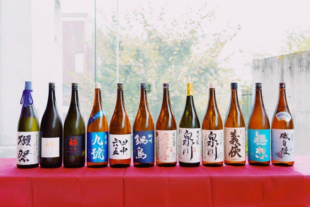 【開催レポート】10月19日(土) 独身限定日本酒会 & ワイン会