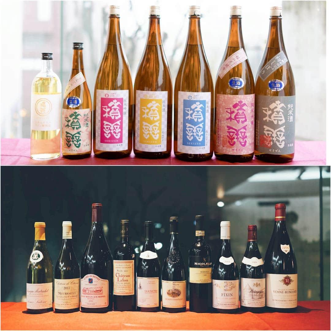 【開催レポート】1月18日(土) 独身限定日本酒会 & ワイン会